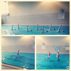 Synchronized Swim Show