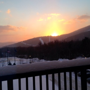 Good Morning Sunday River