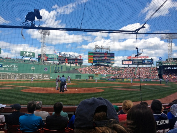 Best Red Sox seats of the year